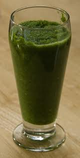 gritty green smoothie