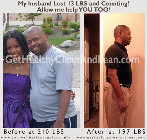 Cherie's Husband Bill King and His Success With The Pure Trim Mediterranean Wellness System. From 210 LBS to 195 LBS!