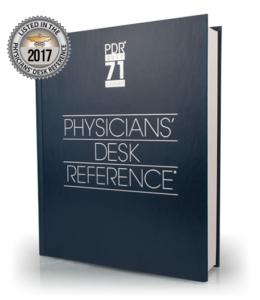 physicians desk reference pdf 2017