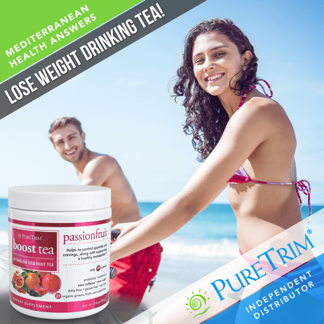 New Refreshing Metabolism Boosting Tea Drink Mix Also Curbs Appetite