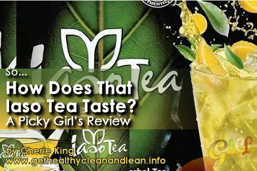 how-does-iaso-tea-taste