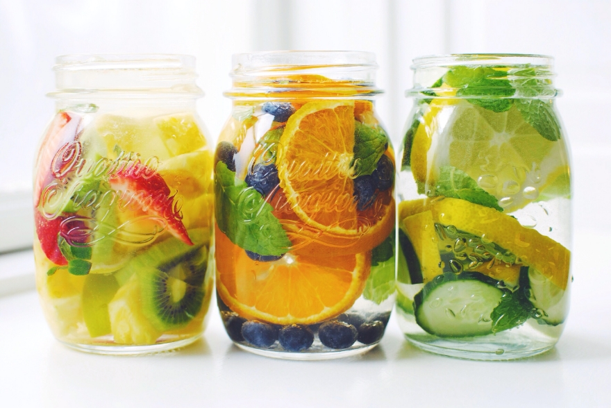5 Tasty, Healthy Drinks Other Than Water
