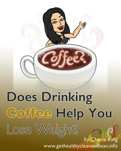 Does Drinking Coffee Help You Lose Weight?