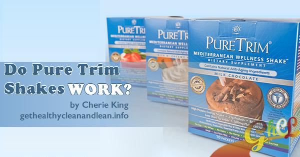 Do Pure Trim Shakes Work?